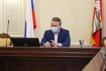 Мэр Воронежа поставил на кон свою репутацию