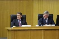 Экс-мэр признал экс-губернатора почетным гражданином Воронежской области