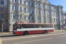 Воронеж получил 28 новых автобусов ЛиАЗ