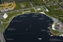 В Воронеже на дамбе Чернавского моста построят спорткомплекс за 236 млн рублей
