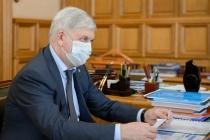 Губернатор Воронежской области за месяц «прокачал» свой Instagram до середины рейтинга активности