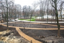 В Воронеже увеличили цену контракта на благоустройство детской зоны в парке «Орленок»
