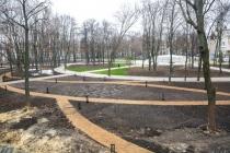В Воронеже ищут подрядчика на благоустройство детской зоны в парке Орленок