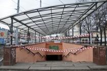 В Воронеже подземный переход у цирка полностью обновят к февралю 2020 года