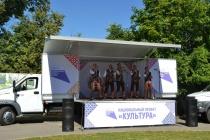 В Воронежскую область завезли семь культурных автоклубов