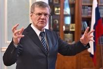 Генпрокурор Юрий Чайка снова вспомнил про Воронежскую область