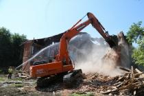 В Воронеже до конца года планируют снести 19 аварийных домов