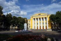 У Воронежского технического университета увели землю