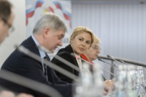Неля Пономарева представит Воронежскую область в Общественной палате России