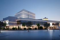 Реконструкция сохранит архитектурный облик Воронежского концертного зала