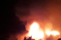 Под Воронежем горит дом ректора опорного вуза