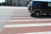 Разметка  воронежских дорог обойдется более чем в 100 млн рублей