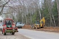 Воронежские дорожники отремонтируют 14,4 км трассы на Луганск