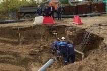 После многочисленных аварий в Россоши Воронежской области отремонтируют коллектор