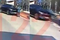 В Воронеже водитель Mercedes пойдет под суд за попытку задавить курсанта МЧС