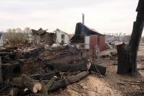 Следователи возбудили дело о халатности после пожара в воронежском селе