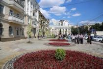 В Воронеже на три арт-объекта для сквера Ученых потратят 3 млн рублей