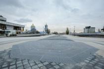 На Советской площади в Воронеже восстановят смотровую площадку