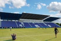 В Воронеже стадион «Факел» реконструируют за 812,1 млн рублей