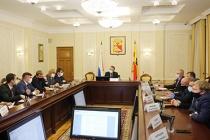Глава АТП-1 отчитался перед мэром Воронежа о подготовке транспортной реформы