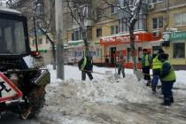 В день выборов воронежцы жаловались омбудсмену на снег