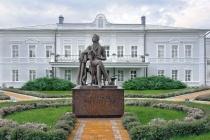 Фасады  усадьбы Веневитинова в Воронежской области отреставрируют за 7,8 млн рублей