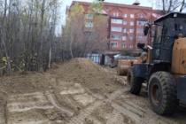 Бывшая фирма фигуранта дела яблоневых садов забросила стройку в центре Воронежа