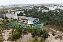 В Воронеже для стройки спорткомплекса у «Алых парусов» вырубят 87 деревьев