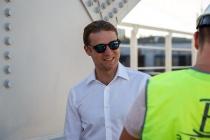 Бизнесмен Петр Вьюнов может претендовать на проекты воронежского метро и развязки на Остужева