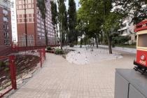 Сквер «Трамвай желаний» в Воронеже передадут в муниципалитет?
