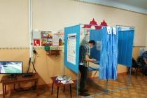 Как на избирательных участках в Воронеже идет голосование по Конституции?