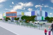 Вблизи застройки «Инстепа» построят спорткомплекс за счет федбюджета