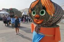 Под Воронежем открылась офлайн-выставка виртуального «Города-сада»