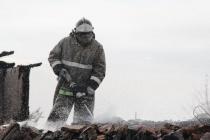 Спасатели Воронежской области продолжают бороться с пожарами