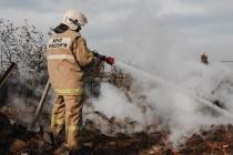 В Воронежской области ликвидированы все крупные пожары