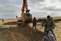 На землях вблизи стройки Агроэко под Воронежем найдены останки 14 солдат