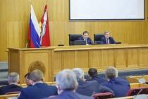 Воронежская облдума поддержала поправки в закон о социальной помощи пенсионерам