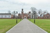 На реставрацию дворца Ольденбургских под Воронежем направили еще 42 млн рублей