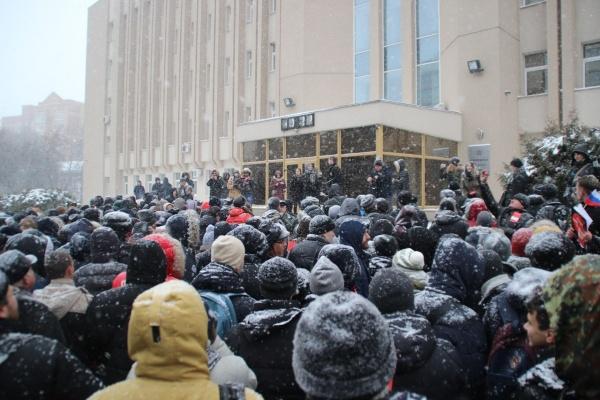 Социологи заявили о росте протестных настроений в Воронеже