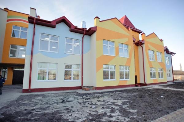 В 2021 году в Воронеже построят пять школ и детсадов