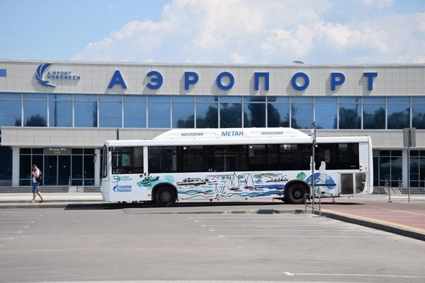 Пассажиропоток воронежского аэропорта превысил 20-летний рекорд