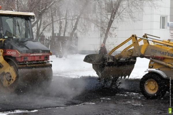 Воронежский дорстрой: нет денег - беда, много денег - катастрофа