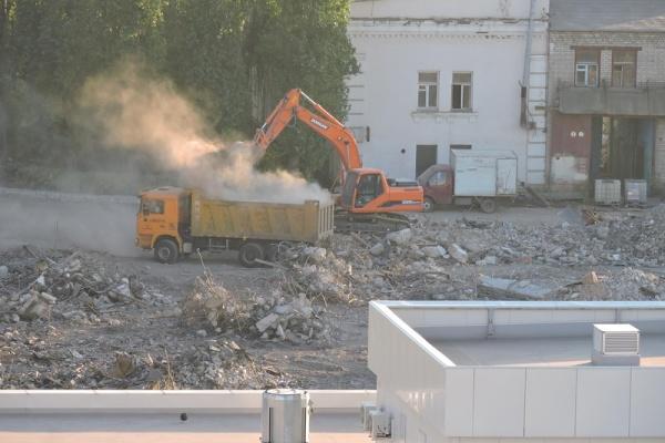 В центре Воронежа появится новый городок на 10 тысяч человек
