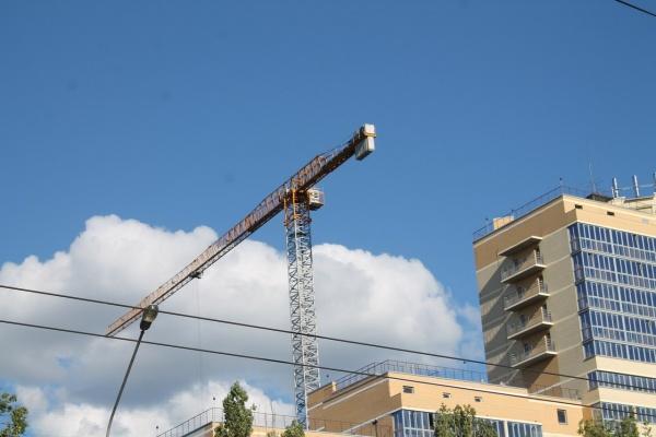 Объем ввода жилья в Воронежской области снизился на 36%