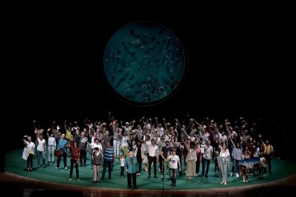 Сотню участников спектакля «100% Воронеж» повезут в Москву на «Золотую маску»