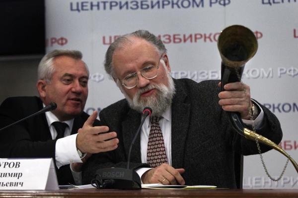 Воронежский уроженец Леонид Ивлев может стать председателем ЦИК в марте 2016-го