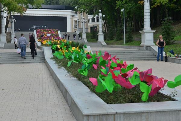 Сайт Центрального парка обошелся бюджету Воронежа в 670 тыс. рублей