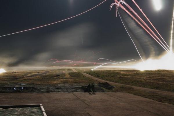 В Воронежской области учения проведут мотострелки и спасатели МЧС