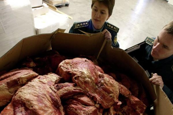 Детективная история с контрабандой мяса под Воронежем получила продолжение