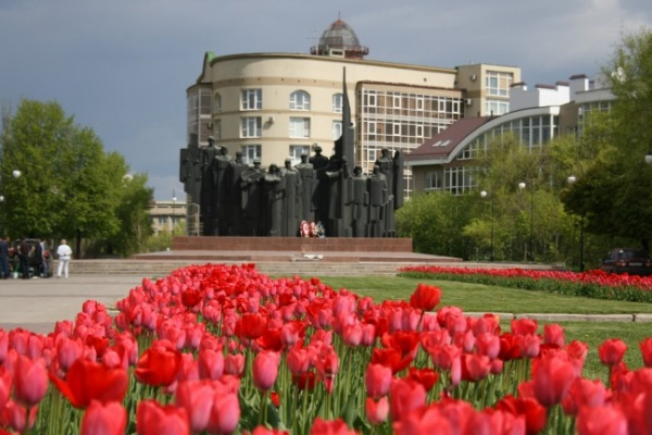В праздновании Дня Победы приняли участие 2 миллиона жителей Воронежской области